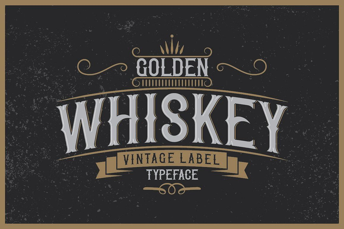 Golden Whiskey example image 1