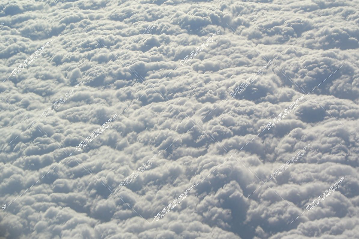 Texture of clouds example image 1