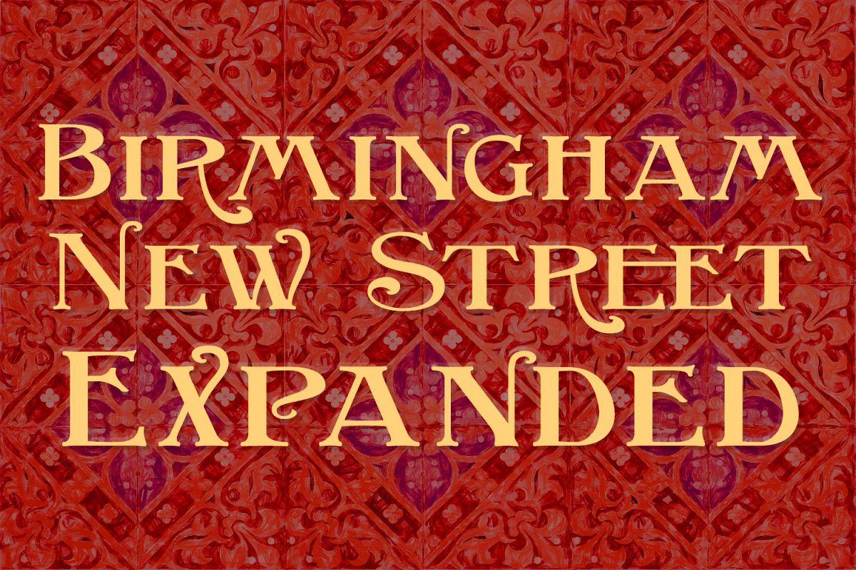 Birmingham New Street Expanded example image 1