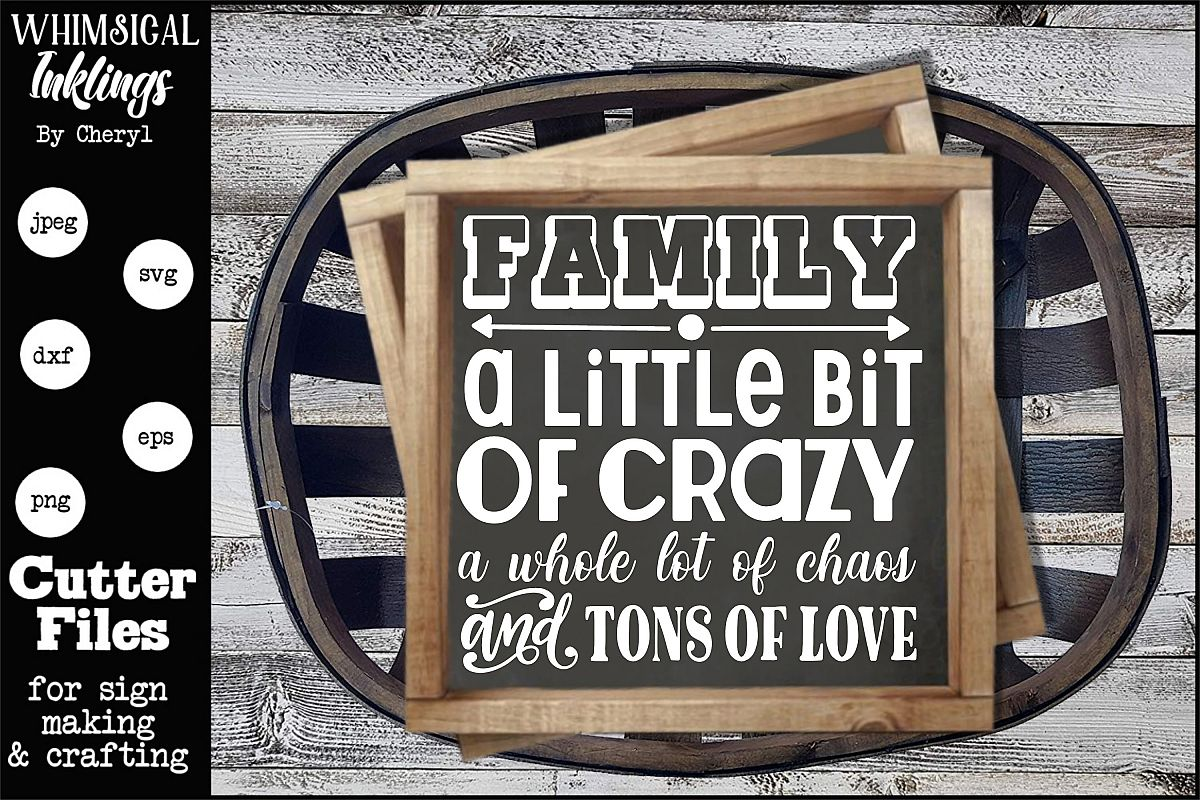 Family 2 SVG example image 1