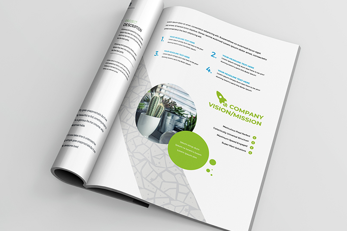 Business Brochure example image 1