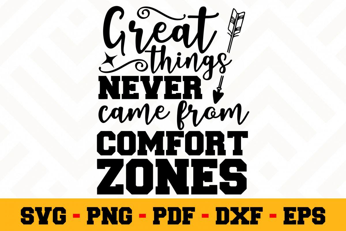 Motivation SVG Design n507   Motivational Quote SVG File example image 1