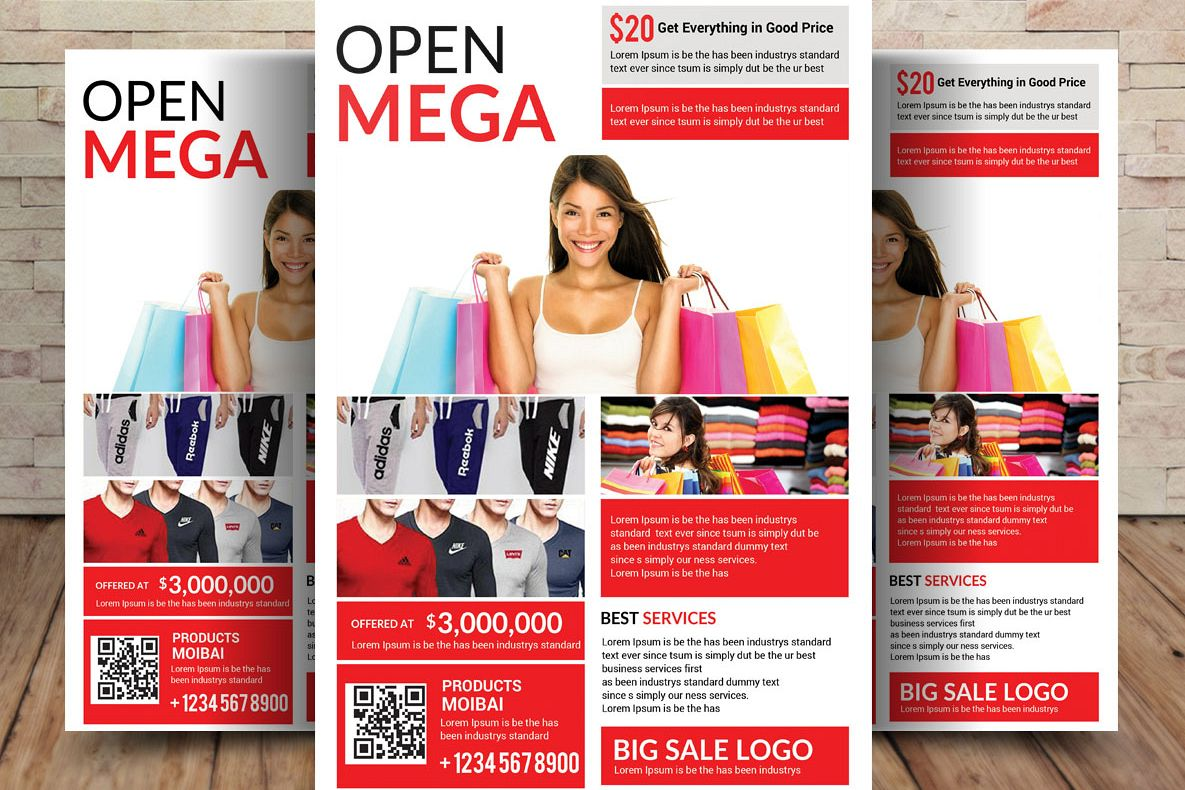 Paroduct Business Flyer example image 1