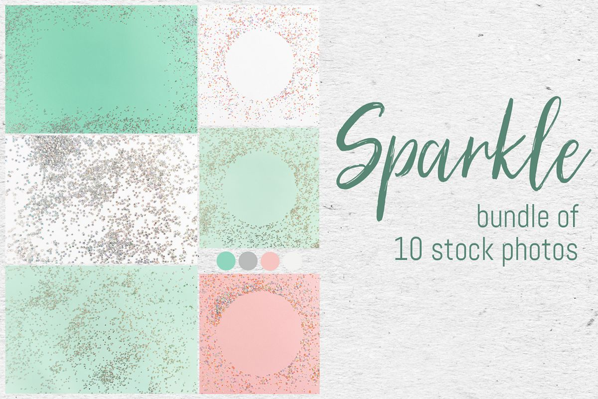 Sparkle photo bundle example image 1