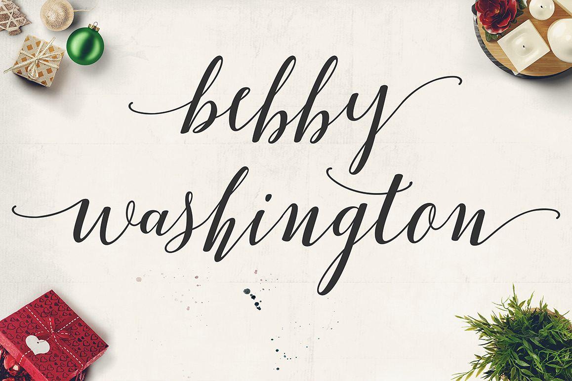 Bebby Washington example image 1