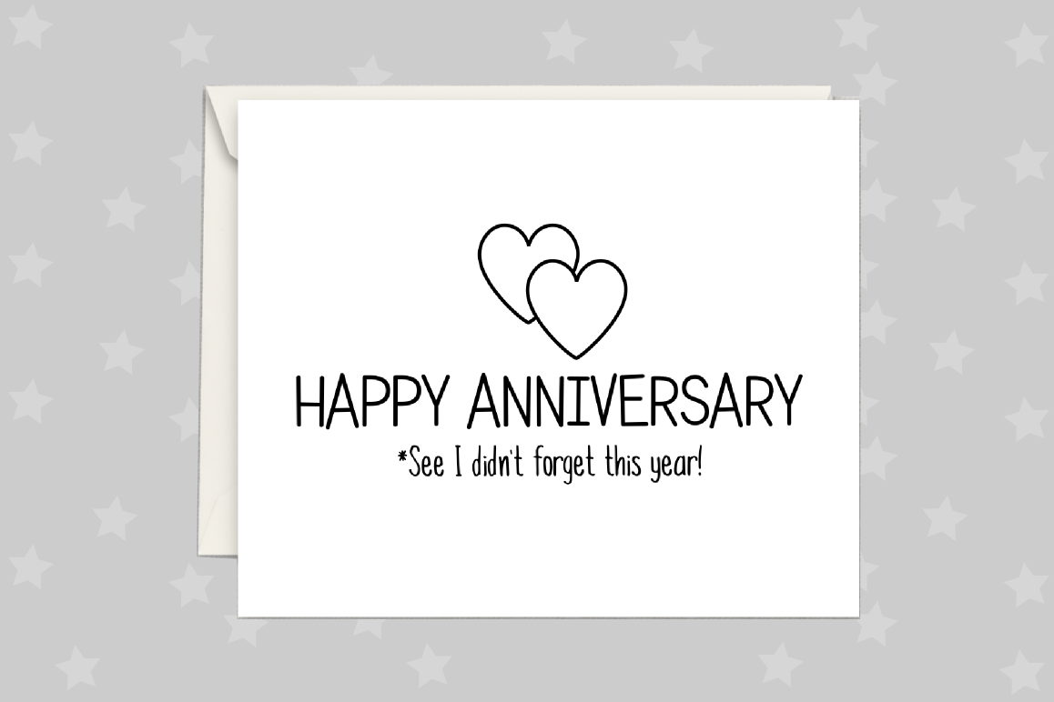 picture relating to Printable Anniversary Cards known as Anniversary Card, Greeting Card Printable