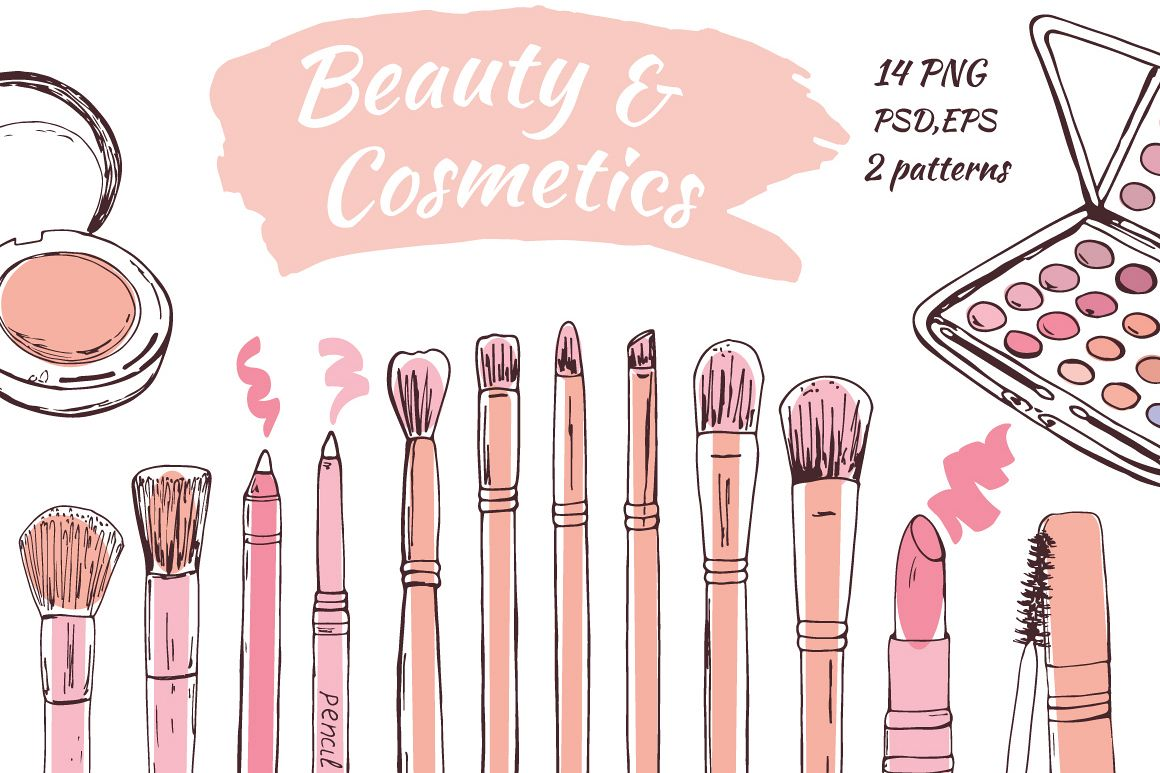 Sketch Beauty & cosmetics. example image 1