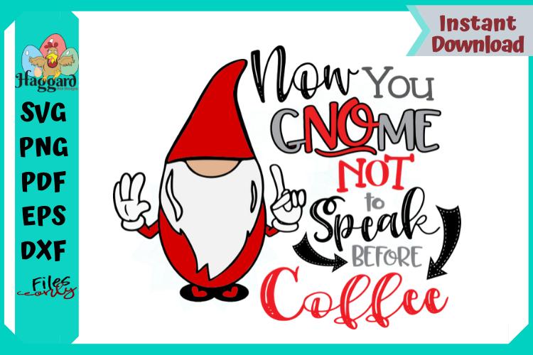Gnome Speak before Coffee example image 1
