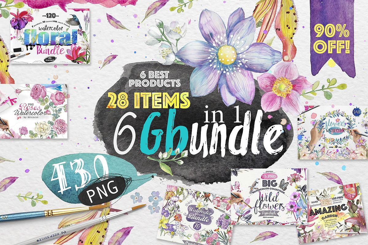 60%OFF! 6G Bundle Bundle example image