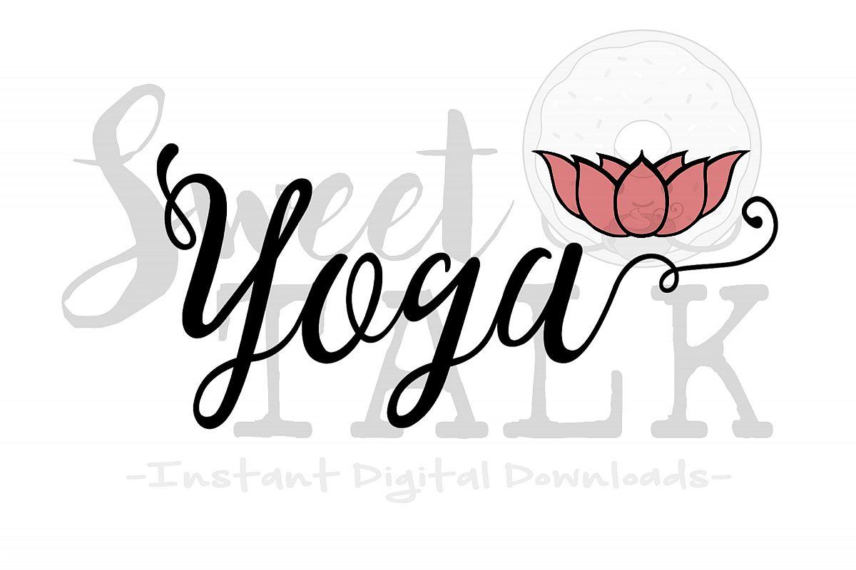 Yoga lotus flower svgdxfpngjpg instant digital download yoga lotus flower svgdxfpngjpg instant digital download example mightylinksfo