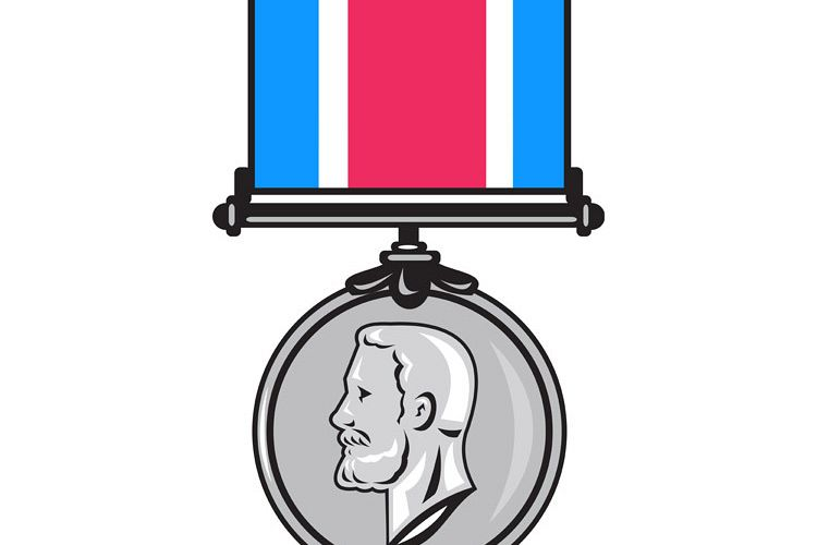 military medal of bravery valor example image 1