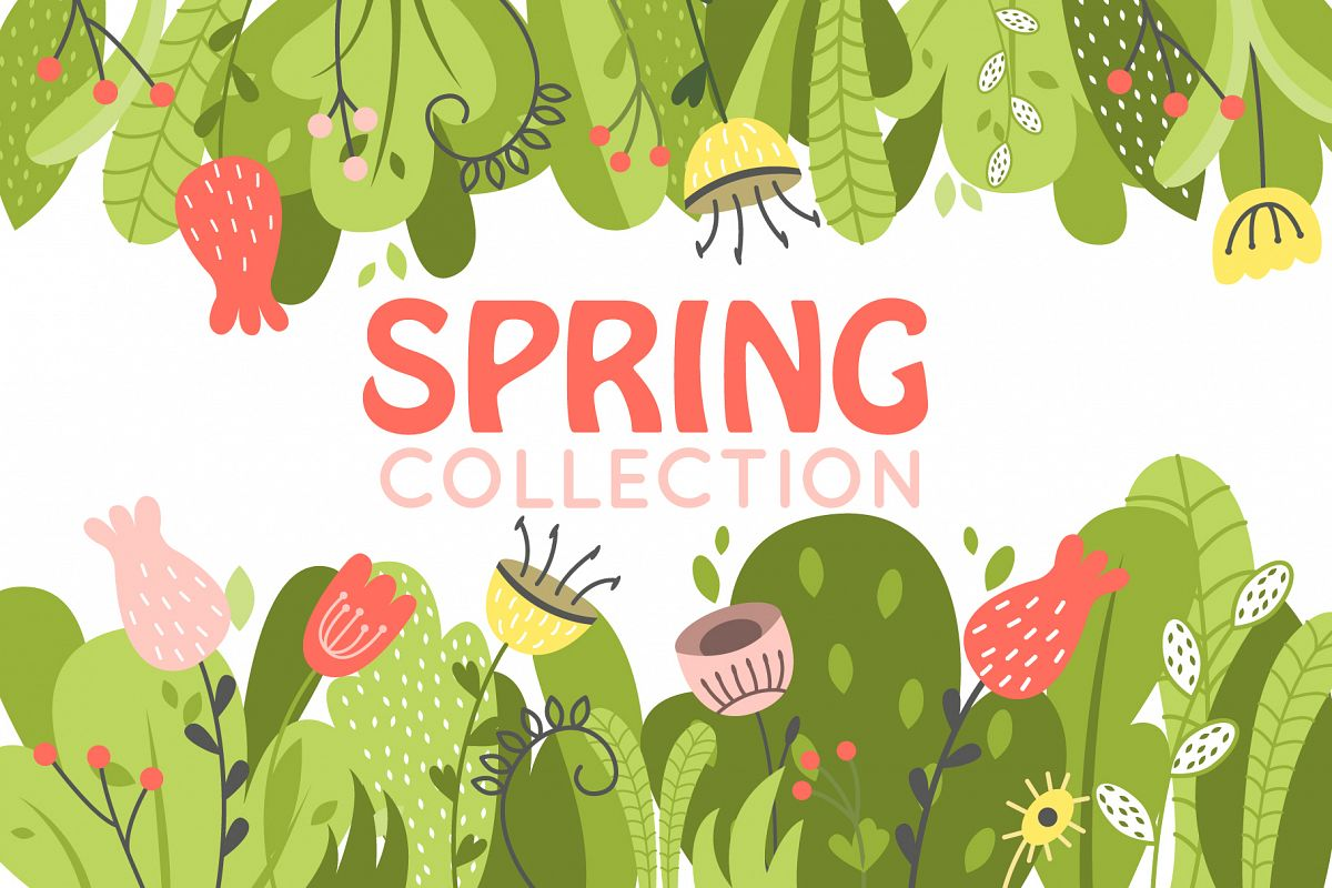 Spring collection example image 1