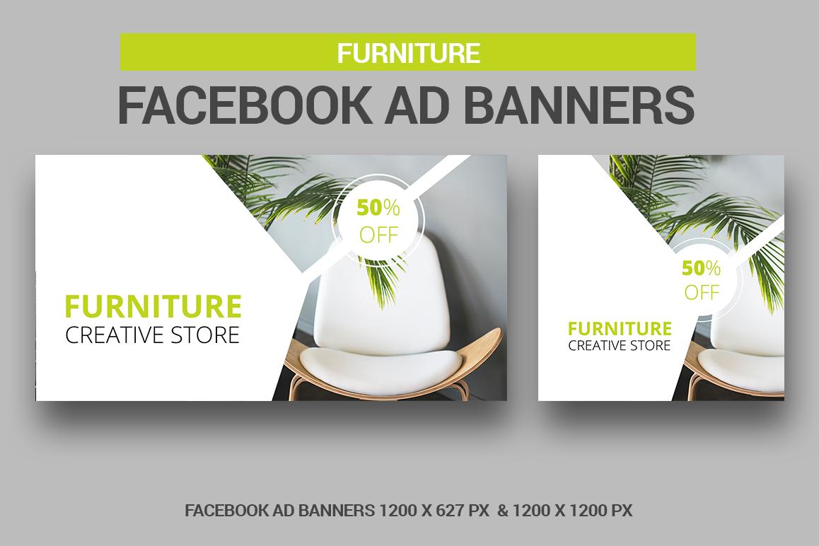 Furniture - Facebook Ads example image 1