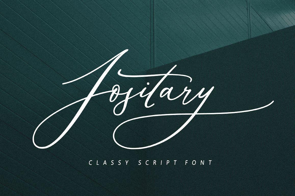 Jositary example image 1