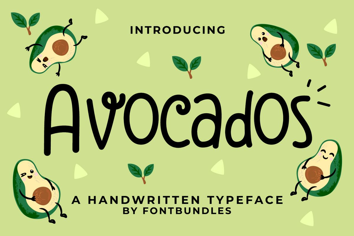 Avocados example image 1