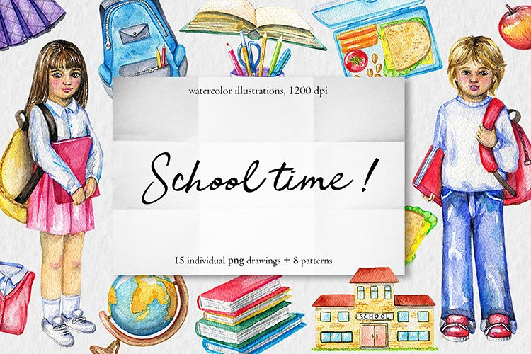 School time ! example image 1