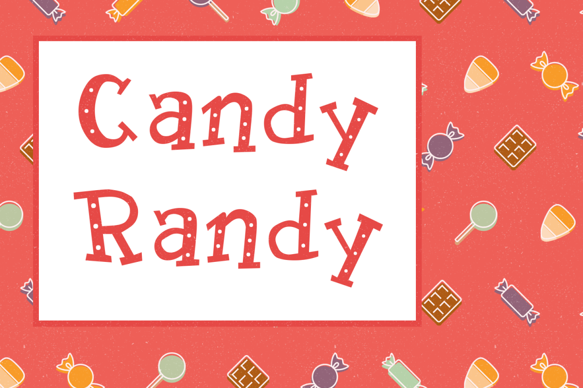 Candy Randy example image 1