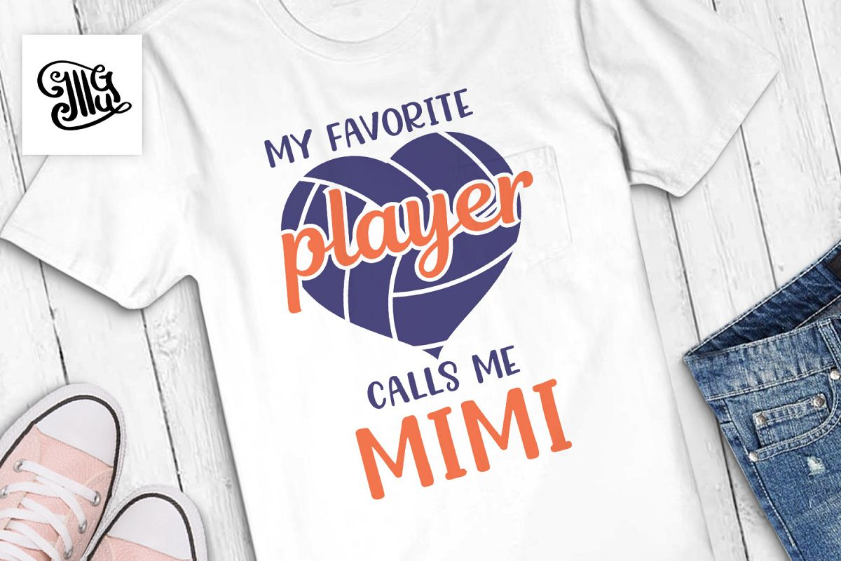 My favorite player calls me mimi example image 1