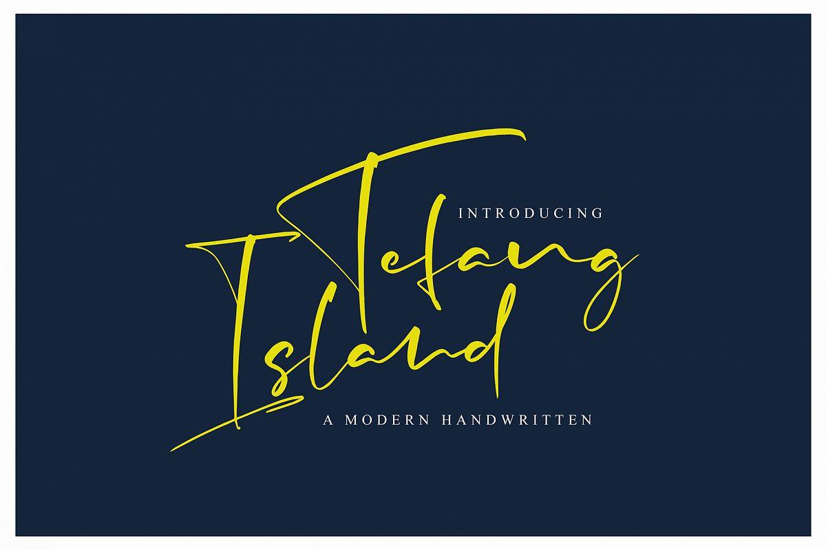 Tefang Island example image 1