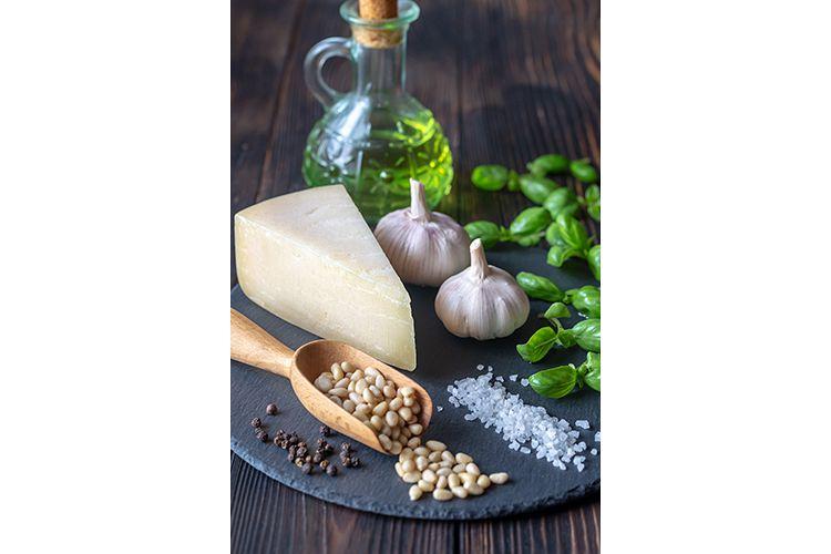 Ingredients for pesto example image 1