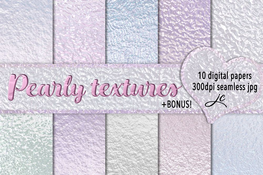 Pearly Textures example image 1