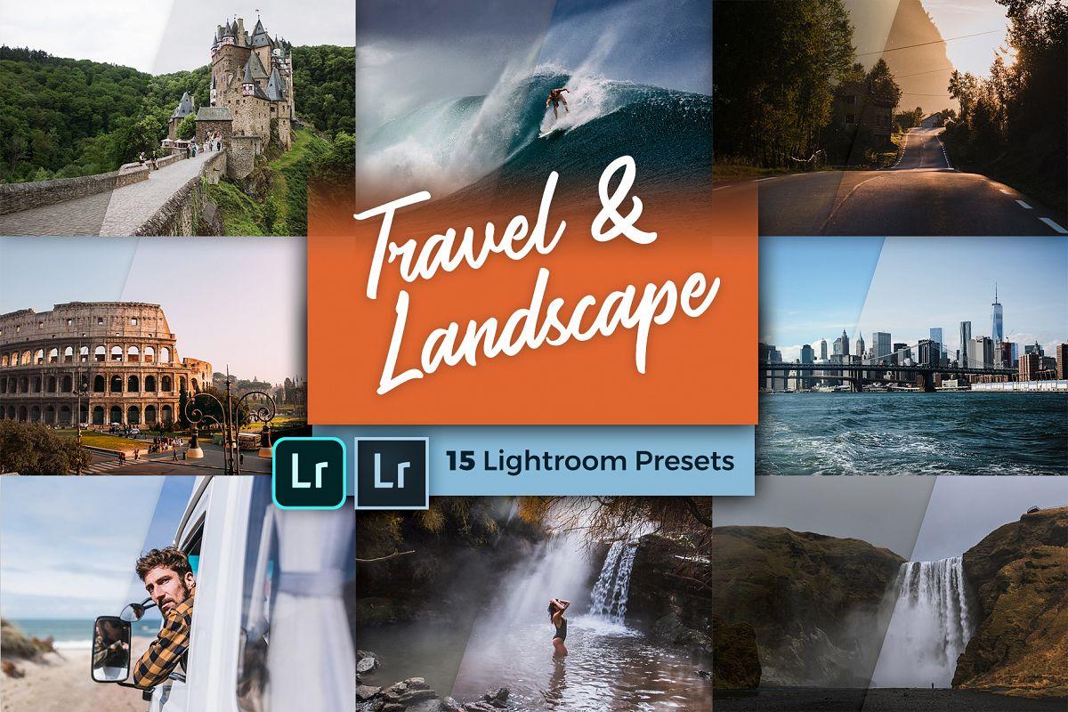Best Lightroom Presets for Travel & Landscape Photography example image 1