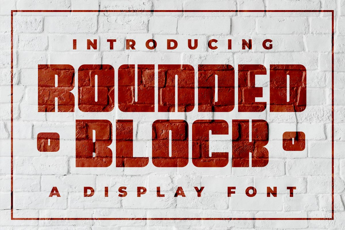 Rounded Block example image 1