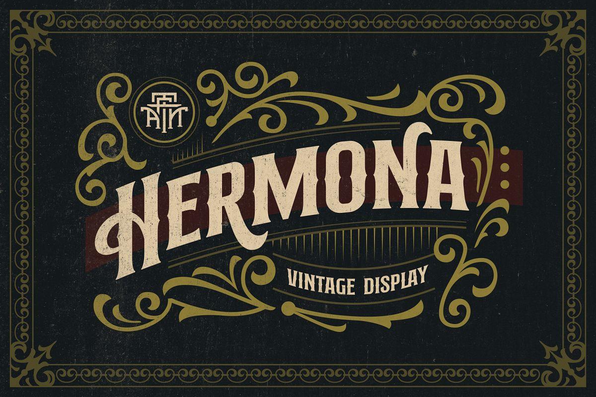 Hermona Vintage With Extras example image 1
