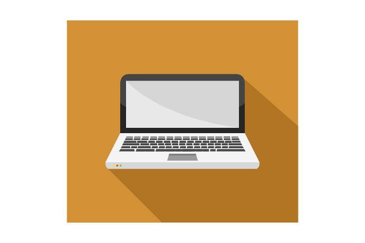 Laptop icon example image 1