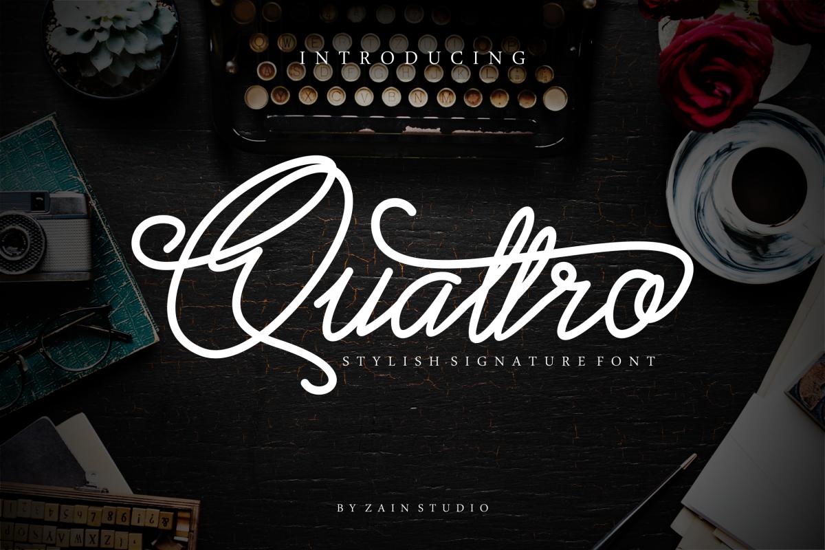 Quattro Script example image 1