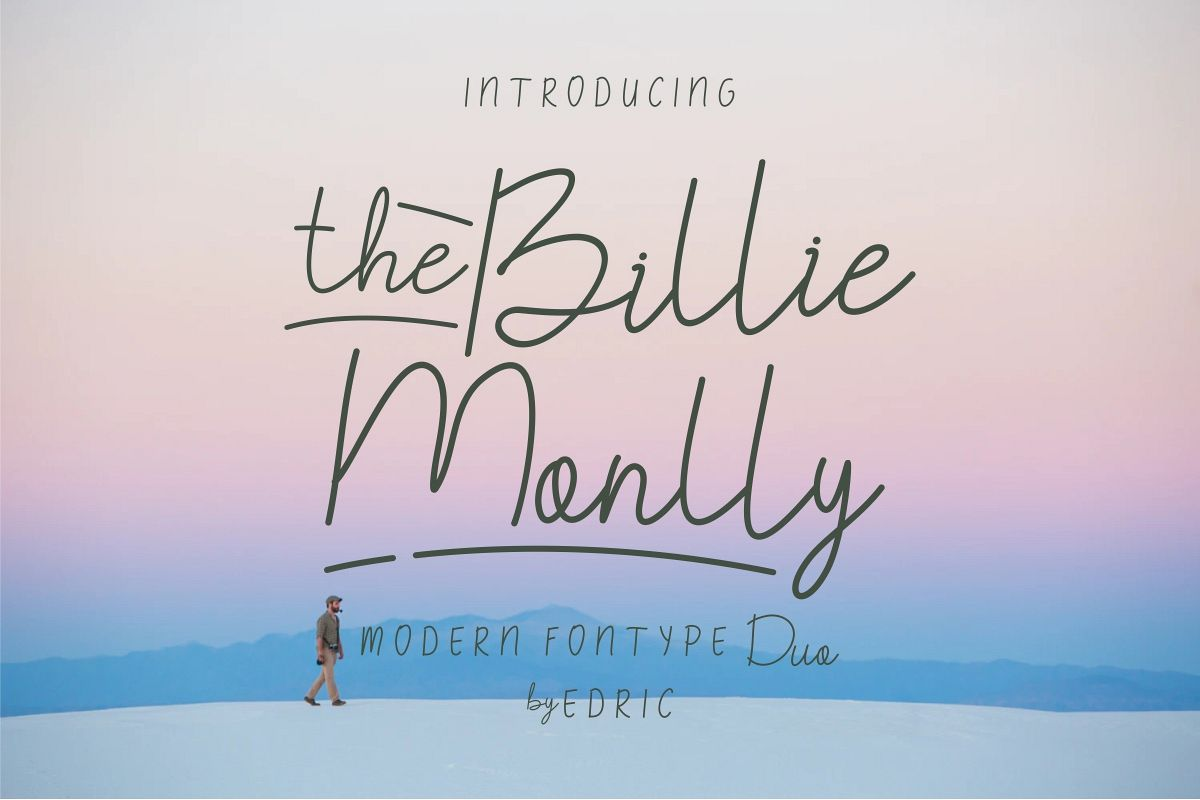 The Billie Monlly example image 1