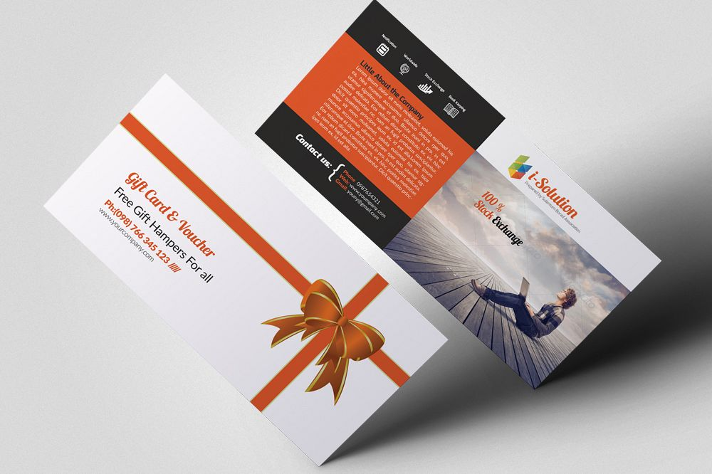 Business Idea Gift Vouchers example image 1