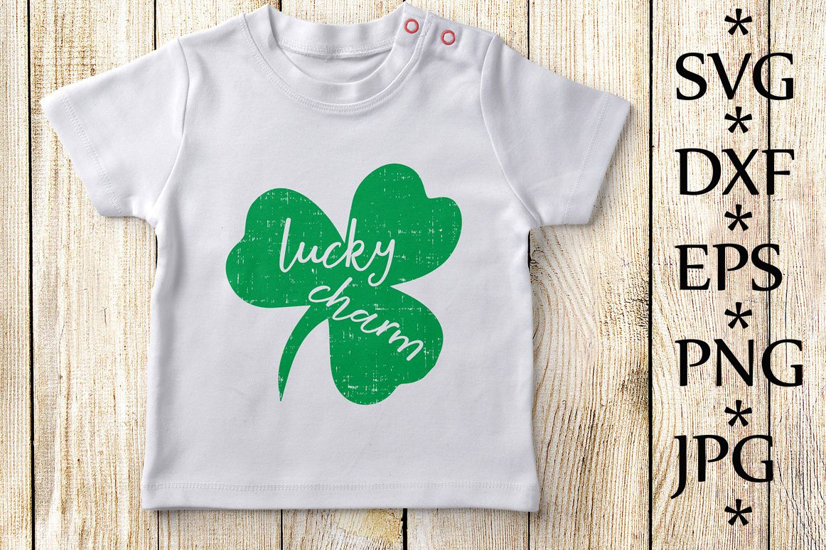 Lucky Charm Svg example image 1
