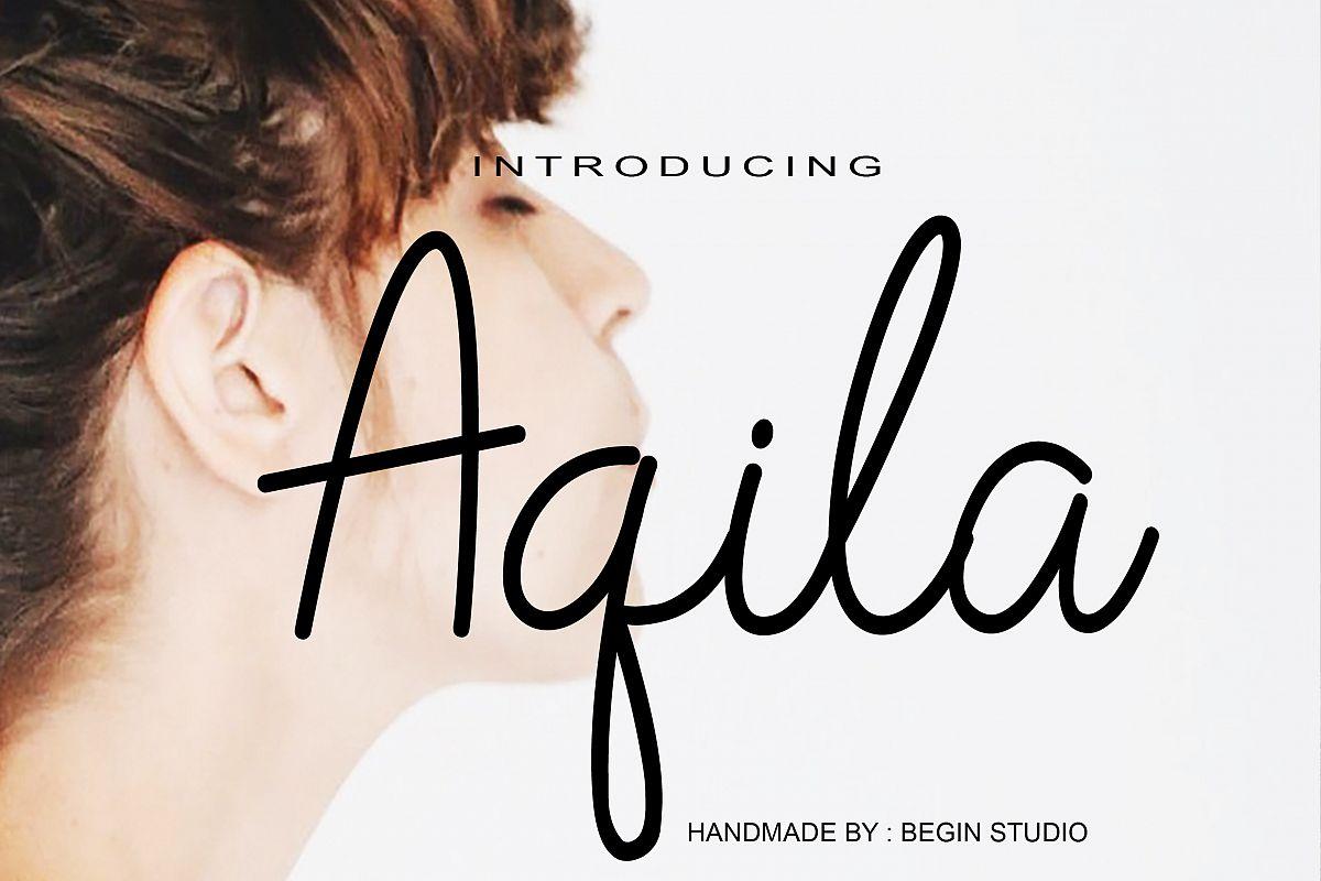 Aqila example image 1