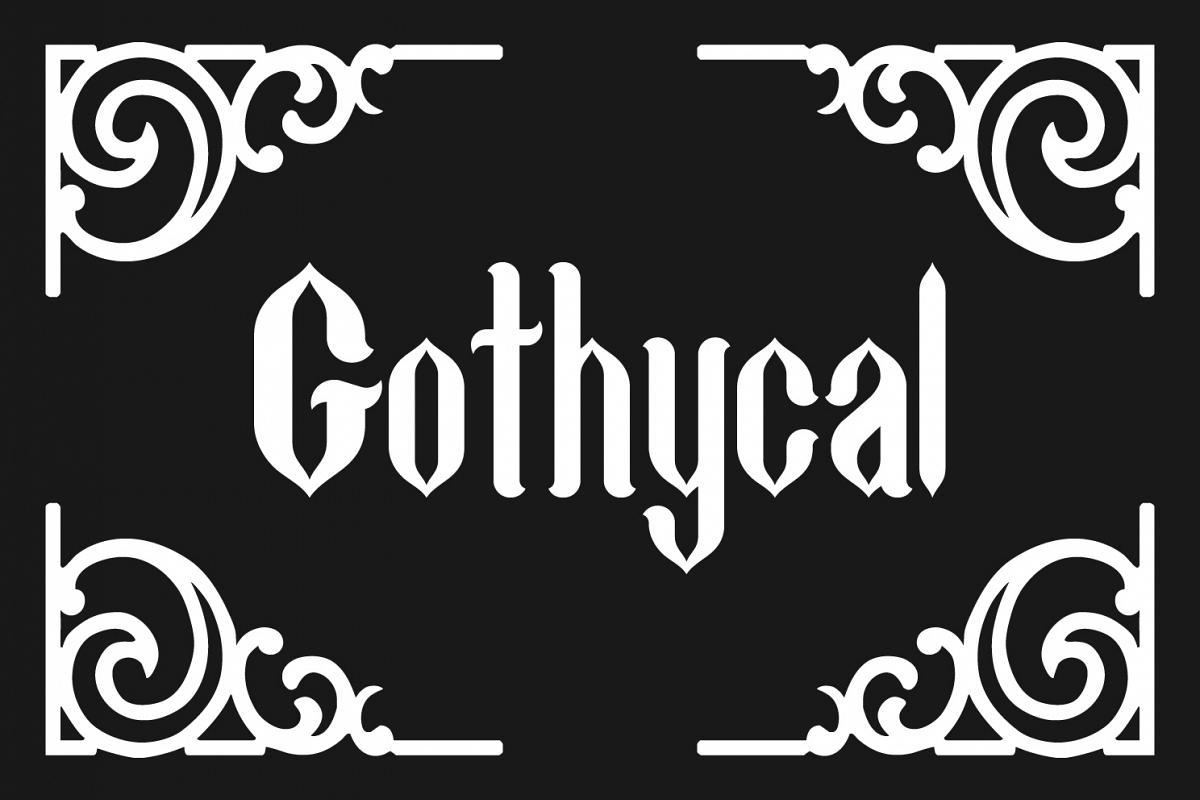 Gothycal example image 1