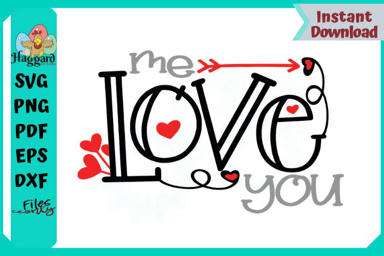 Me love you example image 1