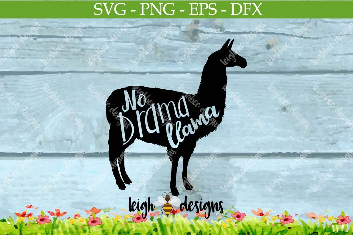 No Drama Llama example image 1
