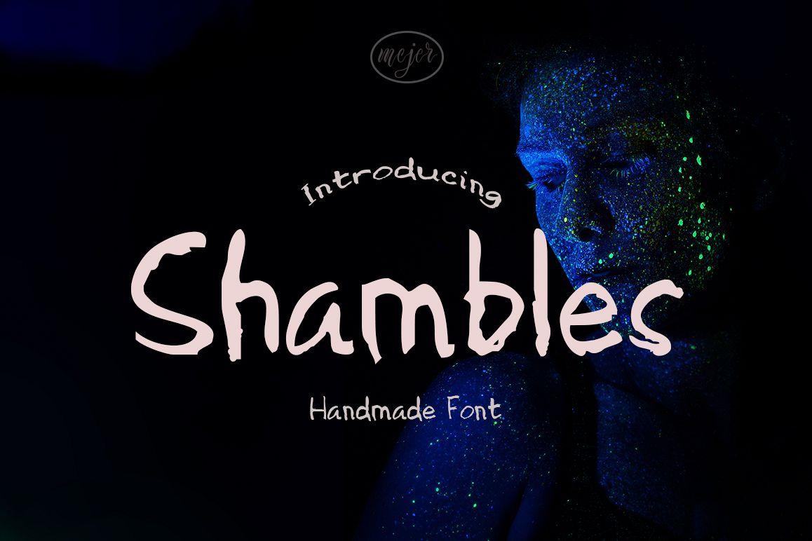 Shambles example image 1