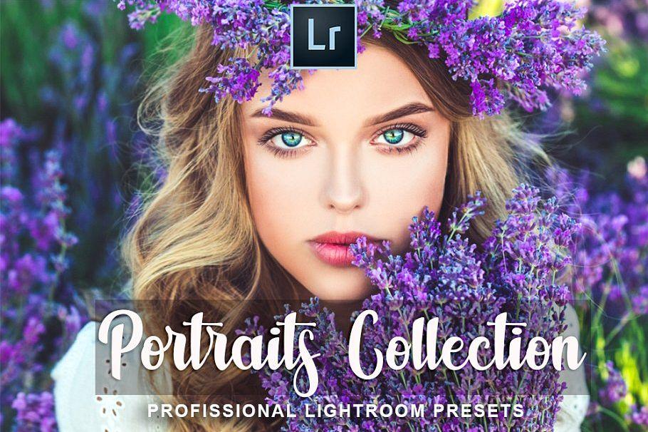 Portrait lightroom presets example image 1