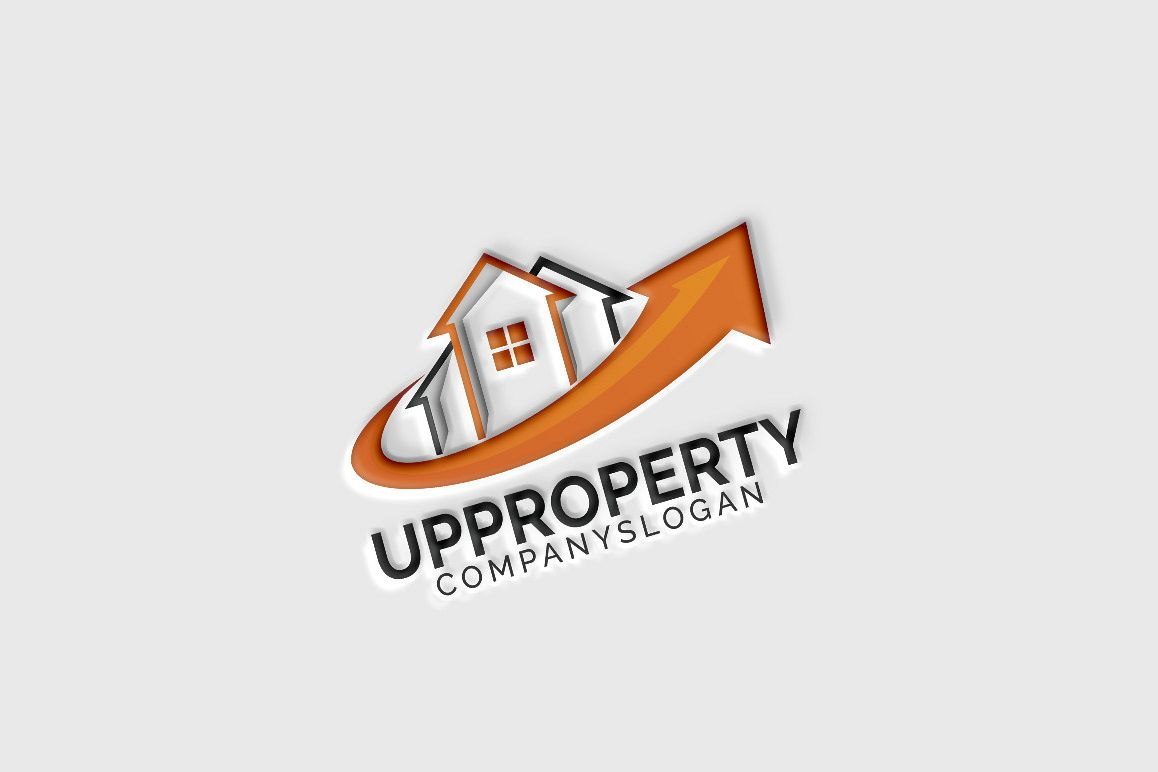 Up Property Logo example image 1