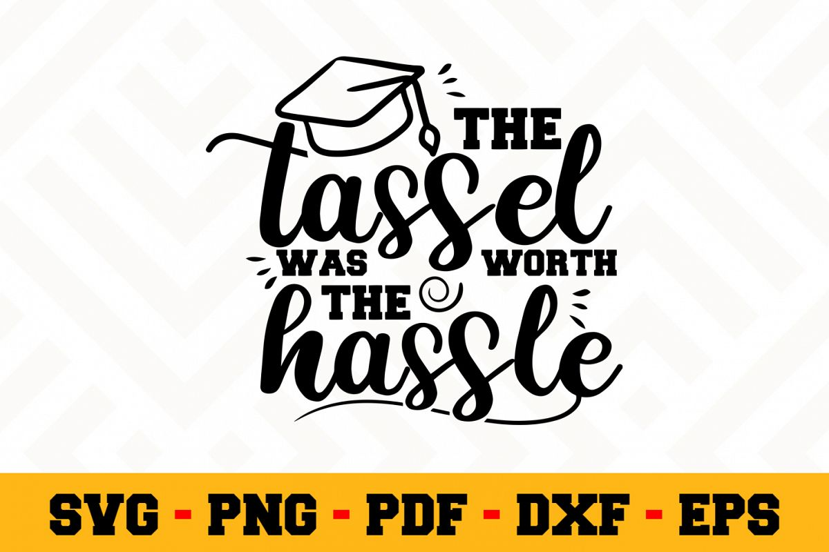 Graduation SVG Design n580 | Graduation SVG Cut File example image 1