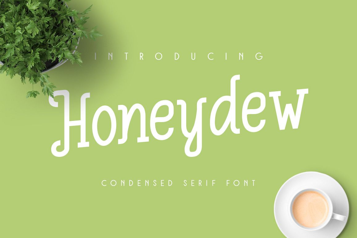 Honeydew  example image 1