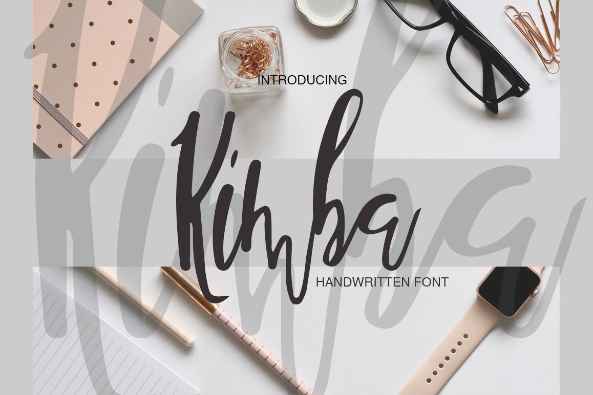 Kimba example image 1