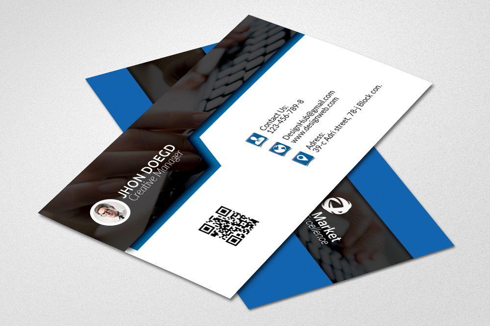 Multi Purpose Business Cards example image 1