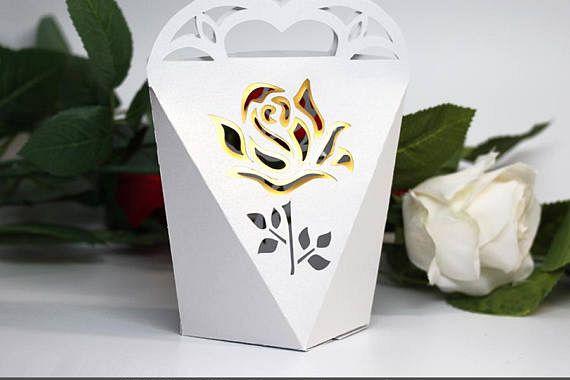 Svg Diy Gift Box Cutting File Templates For Cricut Silhouette Laser Cut Paper Cut Vs
