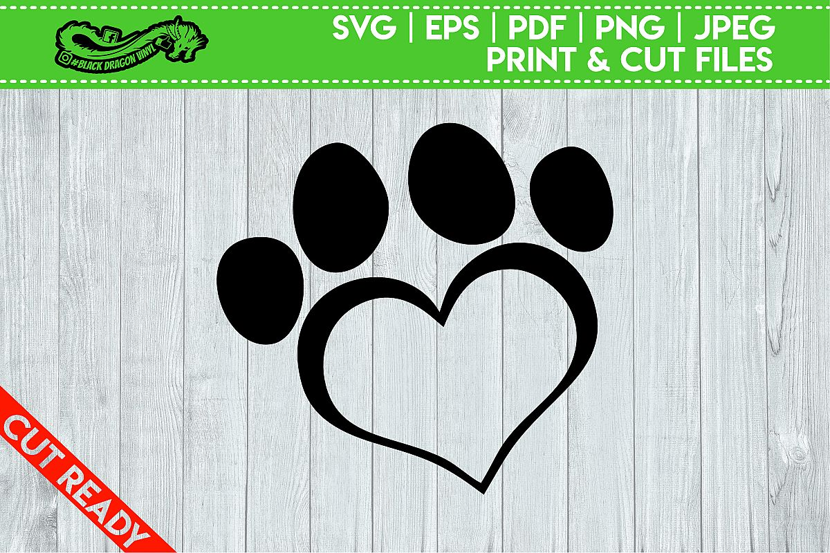 Heart Paw example image 1