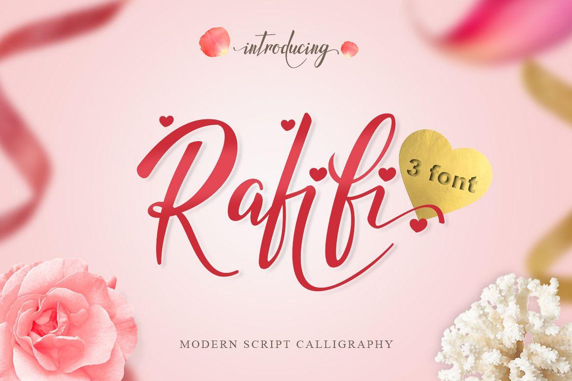 Rafifi Script example image