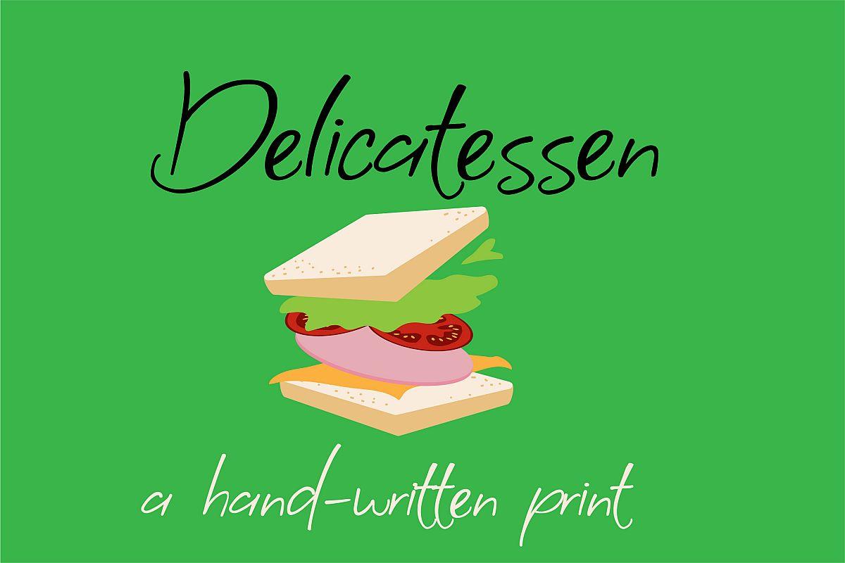 Delicatessen example image 1