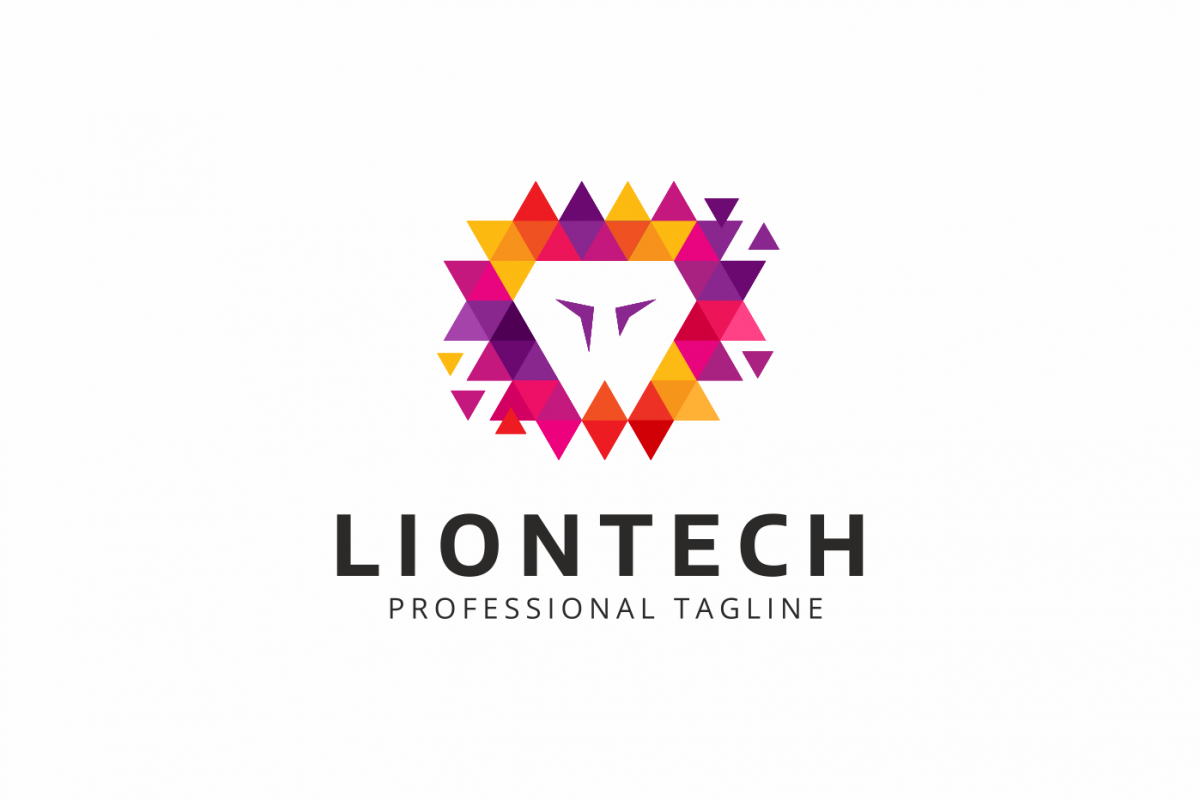 The Lion Logo example image 1