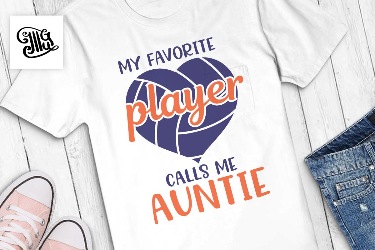 My favorite player calls me auntie example image 1